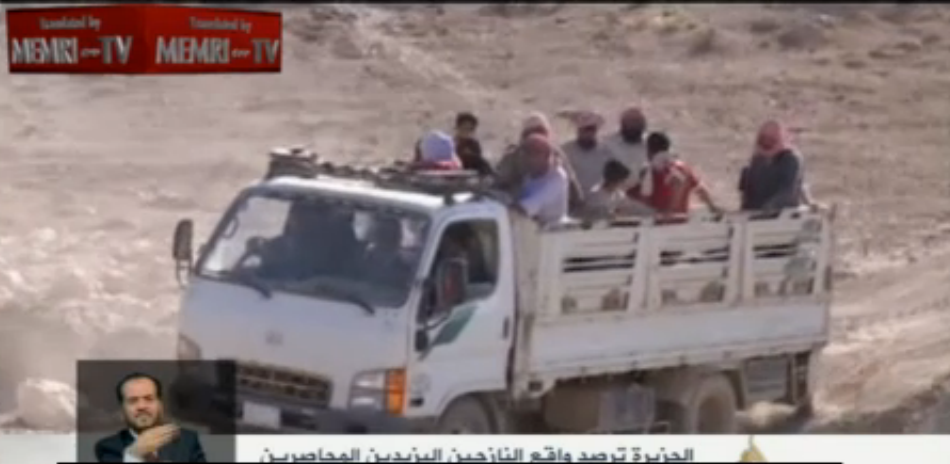 2014-08-19 13_14_20-‪MEMRI_ Al-Jazeera TV Report on the Plight of the Yazidis on Mount Sinjar