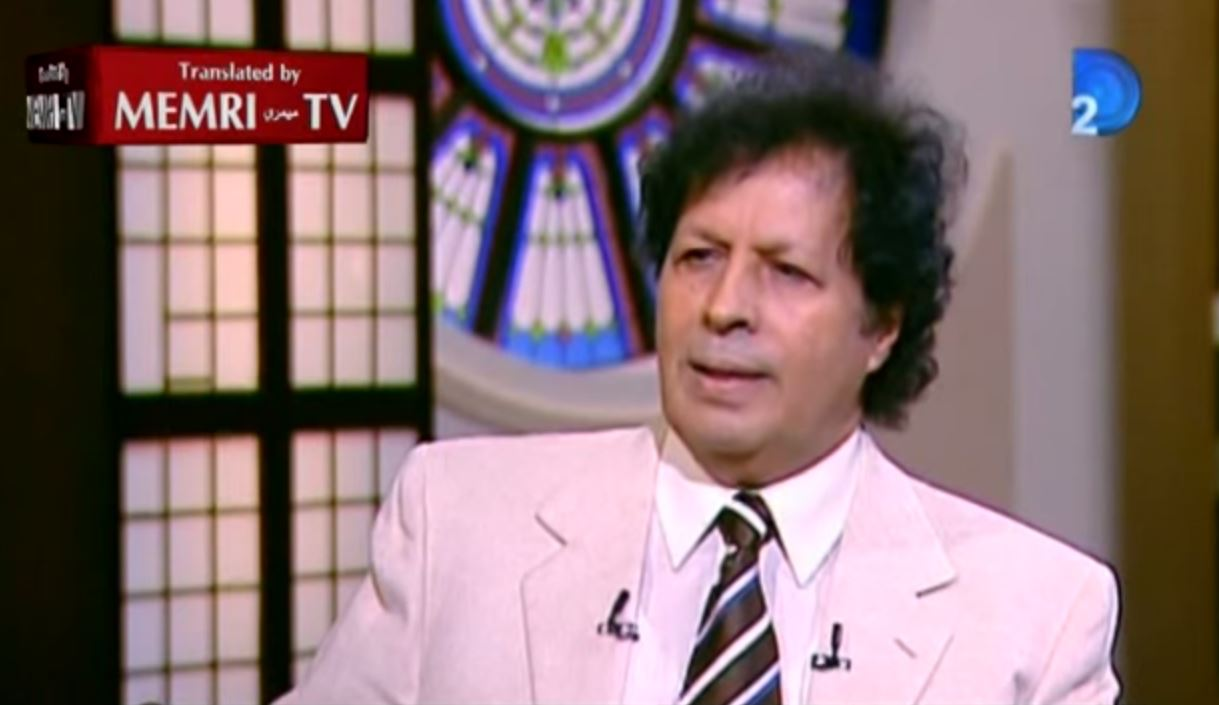 Ahmad Qadhaf Al-Dam_ I Support ISIS, Which Should Have Been Established 50 Years