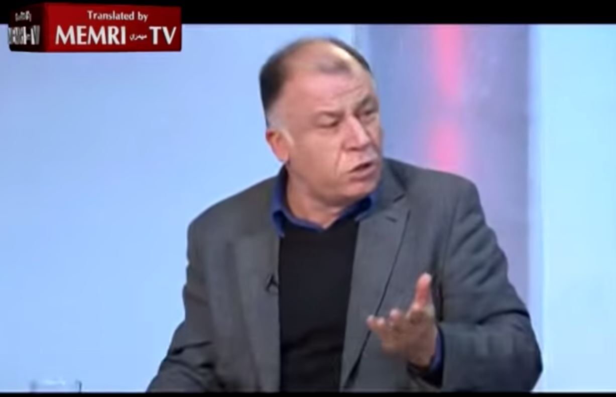 Tunisian Politician Challenges TV Host_ _The Protocols of the Elders of Zion_ Is