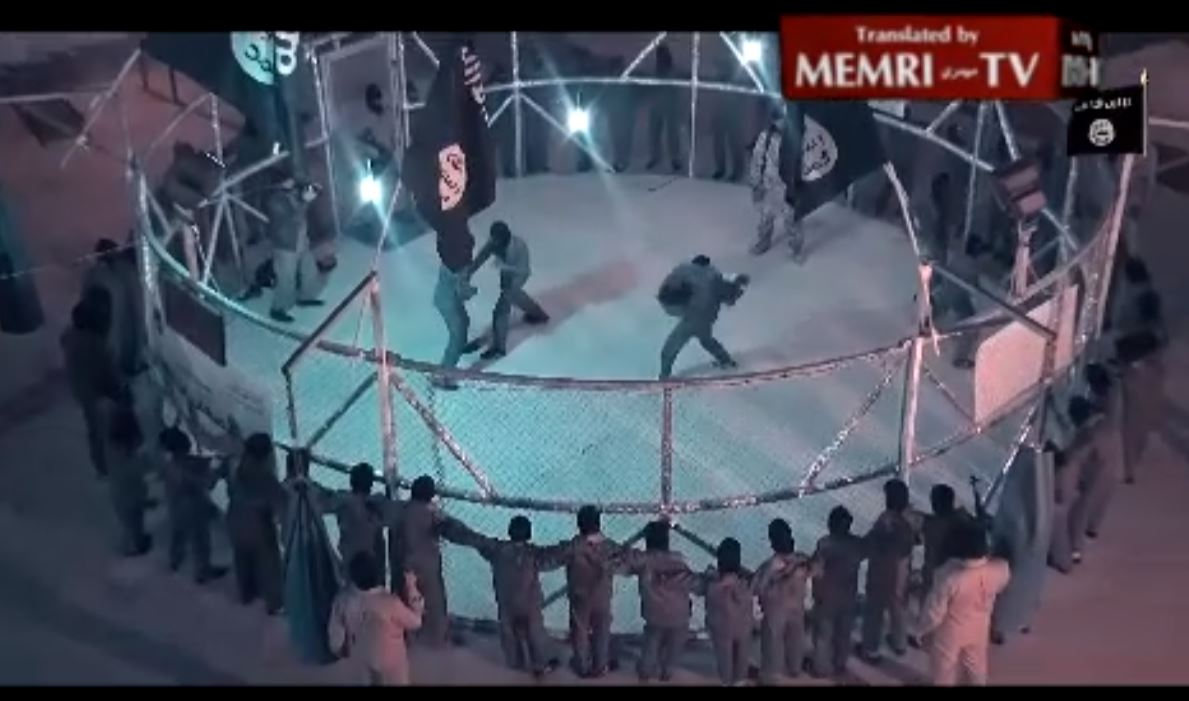 MEMRI_ ISIS Video Shows Military Training of Children, Teens in Nineveh, Iraq