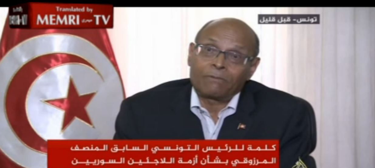 Former Tunisian President Moncef Marzouki_ Gulf and Maghreb Countries Should Acc