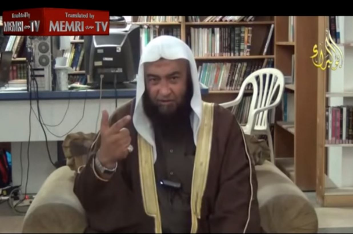 Cleric Who Banned Killing Jews Sets Record Straight_ Jihad against Brothers of A