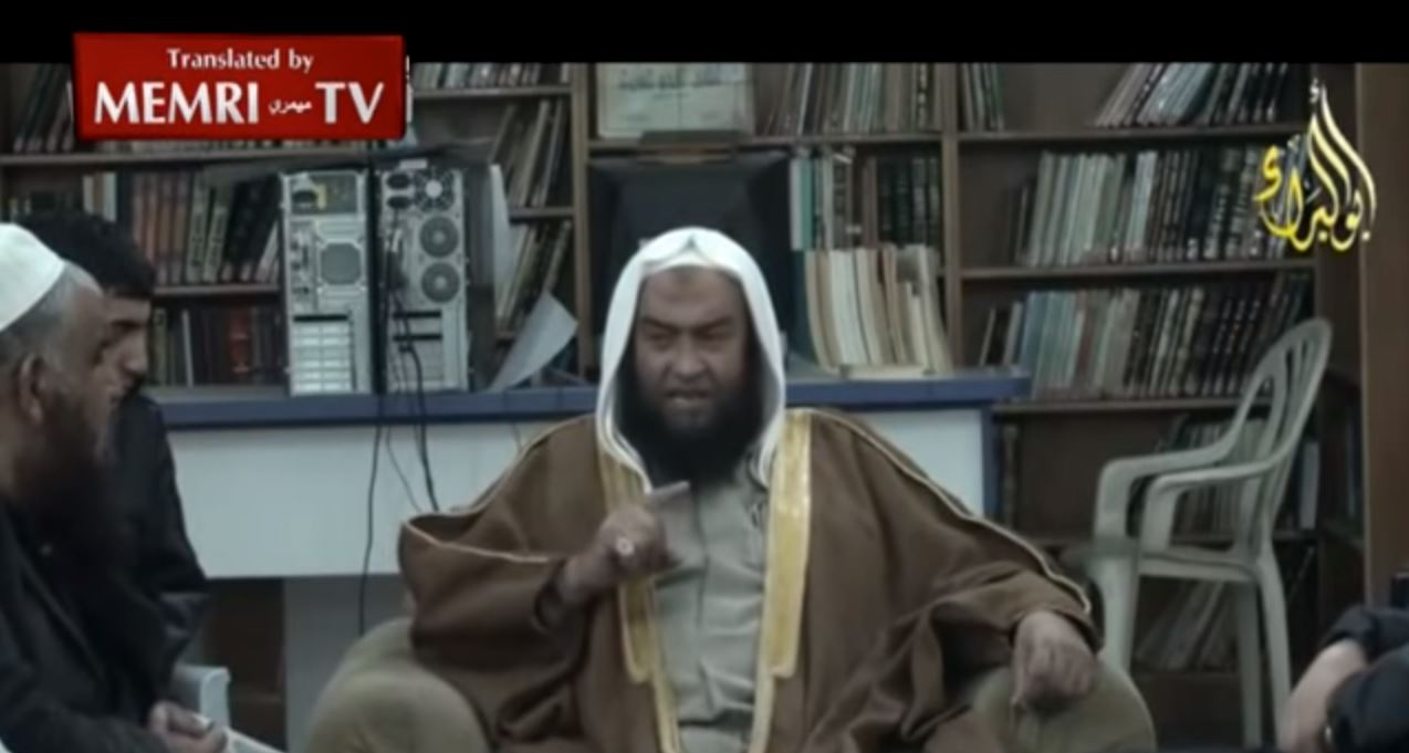 Jordanian Cleric against Killing Jews_ If You Don't Attack Them, They Don't Atta