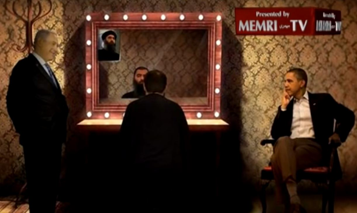 Video by Iranian Leader Khamenei's Office_ U.S. and Its Allies Were Behind Paris