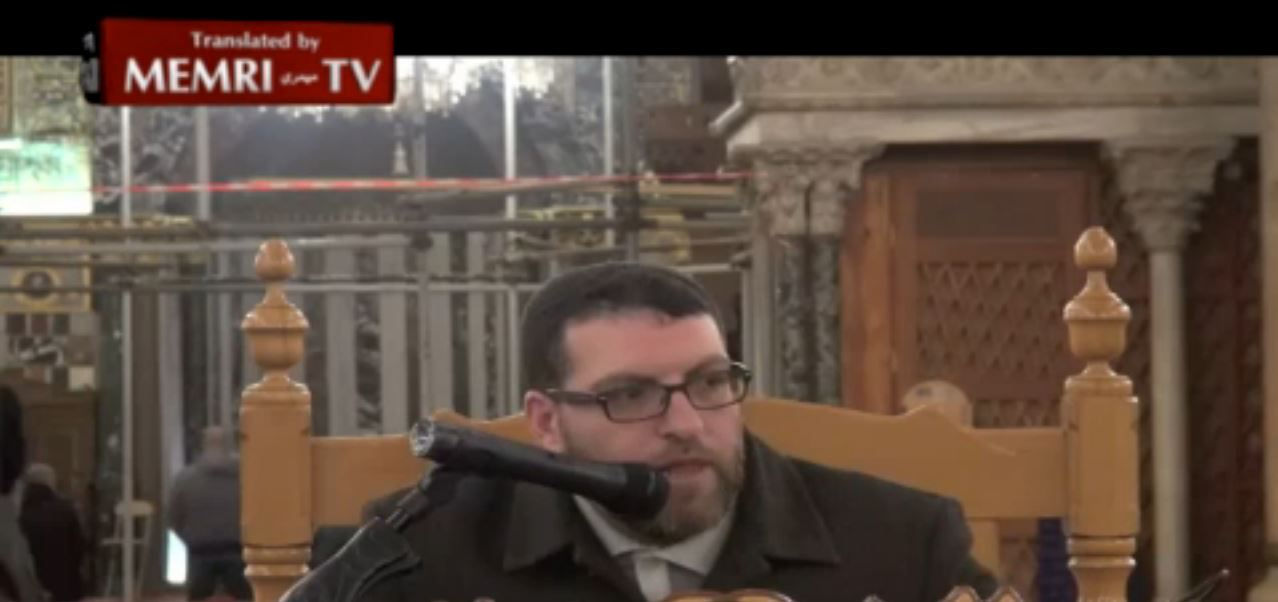 Al-Aqsa Mosque Address_ The Upcoming Islamic State Should Conquer Rome, Washingt