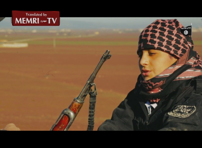IMAGE - young suicide bomber