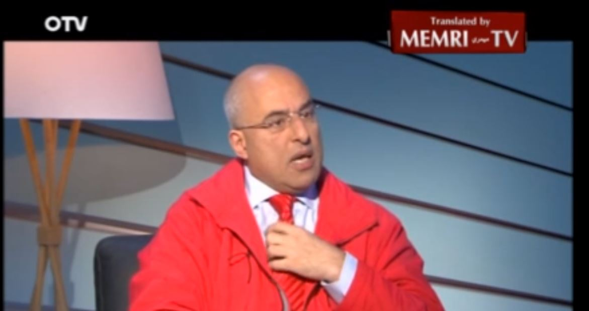 Lebanese Journalist Ziad Njeim_ I Have a Natural Right to Doubt the Existence of